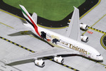 "GeminiJets 1:400 Emirates A380-800 ""Wildlife #2"""