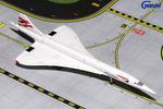 GeminiJets 1:400 British Airways Concorde G-BOAF