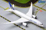 GeminiJets 1:400 United Airlines Boeing 787-8 Dreamliner