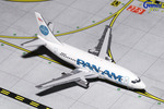 GeminiJets 1:400 Pan Am 737-200