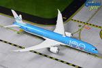 "GeminiJets 1:400 KLM Boeing 787-10 ""KLM 100"" (Flaps Down)"