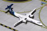 GeminiJets 1:400 Alaska Airlines Bombardier Dash 8Q-400
