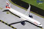 Gemini200 British Airways A321neo