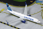 GeminiJets 1:400 United Airlines Boeing 737-800 (New 2019 Livery)