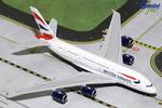 GeminiJets 1:400 British Airways A380-800