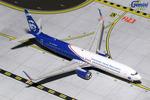 "GeminiJets 1:400 Alaska Airlines 737-900ER ""Honoring Those Who Serve"""