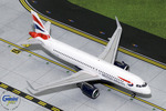 Gemini200 British Airways Airbus A320neo