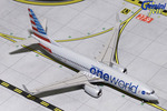 "GeminiJets 1:400 American Airlines Boeing 737-800 ""oneworld"""