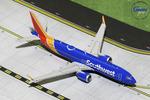 GeminiJets 1:400 Southwest Airlines Boeing 737 MAX 8