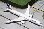 GeminiJets 1:400 United Airlines Boeing 787-10 Dreamliner