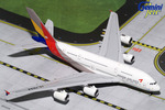 GeminiJets 1:400 Asiana Airbus A380-800