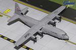 Gemini200 U.S. Air Force C-130-30J (Dyess AFB)