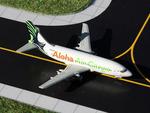 GeminiJets 1:400 Aloha Air Cargo 737-200F (N842AL)