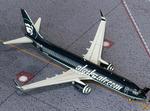 """Gemini200 Alaska Airlines 737-800 """"alaskaair.com"""""""