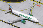 GeminiJets 1:400 Frontier Airlines Airbus A320neo