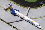 "GeminiJets 1:400 Allegiant Air MD-82 ""Final Flight"""