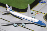"GeminiJets 1:400 U.S. Air Force Boeing 747-81 ""Air Force One"""
