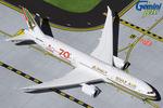 GeminiJets 1:400 Gulf Air Boeing 787-9 Dreamliner