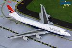"""Gemini200 British Airways Boeing 747-400 """"Negus Retro"""" (Flaps Down)"""