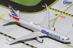 "GeminiJets 1:400 American Airlines 767-300ER ""oneworld"""