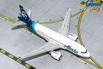 GeminiJets 1:400 Alaska Airlines Airbus A319