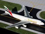 GeminiJets 1:400 Emirates SkyCargo 747-400F (N415MC)