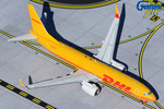 GeminiJets 1:400 DHL Boeing 737-800F