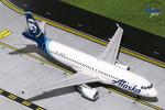 Gemini200 Alaska Airlines Airbus A320-200