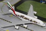 """Gemini200 Emirates A380-800 """"Wildlife #1"""""""