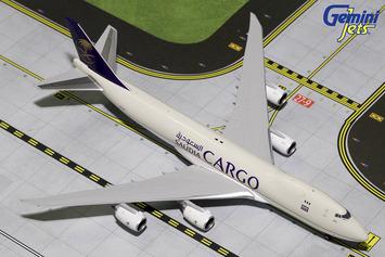 GeminiJets 1:400 Saudi Cargo 747-8F picture