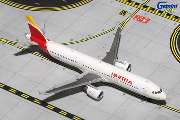 GeminiJets 1:400 Iberia Airbus A321-200 picture