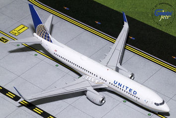 Gemini200 United Airlines Boeing 737-800 picture