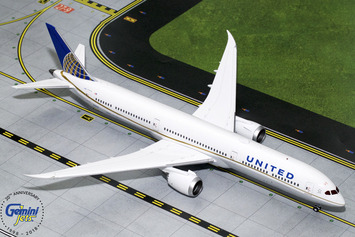 Gemini200 United Airlines Boeing 787-10 Dreamliner picture