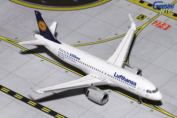 GeminiJets 1:400 Lufthansa Airbus A320neo picture