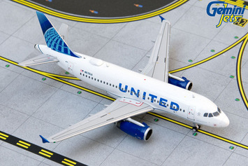 GeminiJets 1:400 United Airlines Airbus A319 (New 2019 Livery) picture