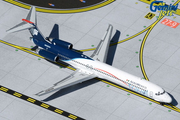 GeminiJets 1:400 Aeromexico Travel MD-83 picture