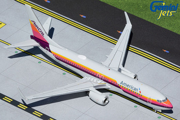 """Gemini200 American Airlines Boeing 737-800 """"AirCal Heritage"""" picture"""