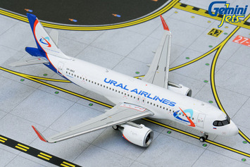 GeminiJets 1:400 Ural Airlines Airbus A320neo picture