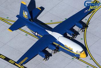 GeminiMACS 1:400 Blue Angels C-130J Hercules picture