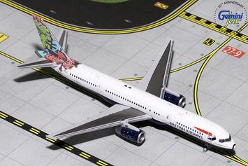 GeminiJets 1:400 British Airways Boeing 757-200 picture