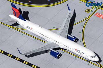GeminiJets 1:400 Delta Air Lines Airbus A321 picture