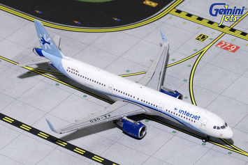 GeminiJets 1:400 Interjet Airbus A321(S) picture