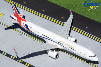 Gemini200 Royal Air Force Airbus A321neo G-XATW picture