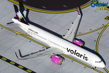 GeminiJets 1:400 Volaris Airbus A321neo picture