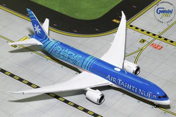 GeminiJets 1:400 Air Tahiti Nui Boeing 787-9 Dreamliner picture