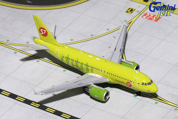 GeminiJets 1:400 S7 Airlines Airbus A319 picture