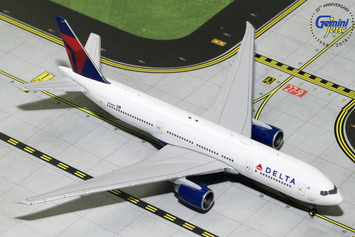 GeminiJets 1:400 Delta Air Lines Boeing 777-200LR picture
