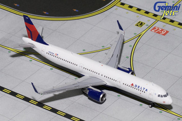 GeminiJets 1:400 Delta Air Lines A321(S) picture