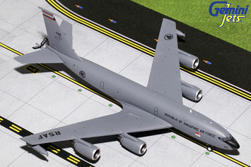 Gemini200 Singapore Air Force Boeing KC-135R Stratotanker picture