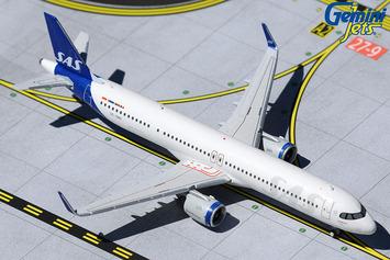 GeminiJets 1:400 SAS Airbus A321neo picture